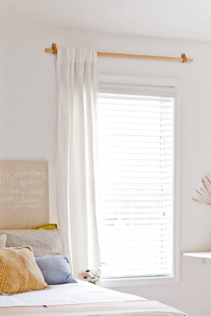 20 Stylish Diy Curtain Rods Some Bonus Diy Shower Rods