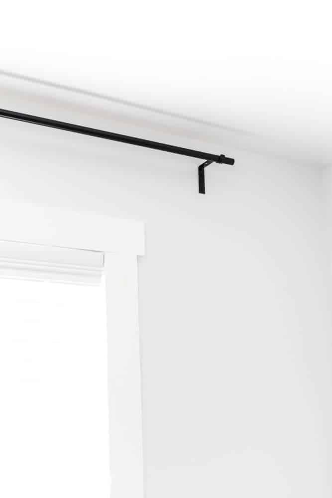 Diy Pipe Shower Curtain Rod.20 Stylish Diy Curtain Rods Some Bonus Diy Shower Rods
