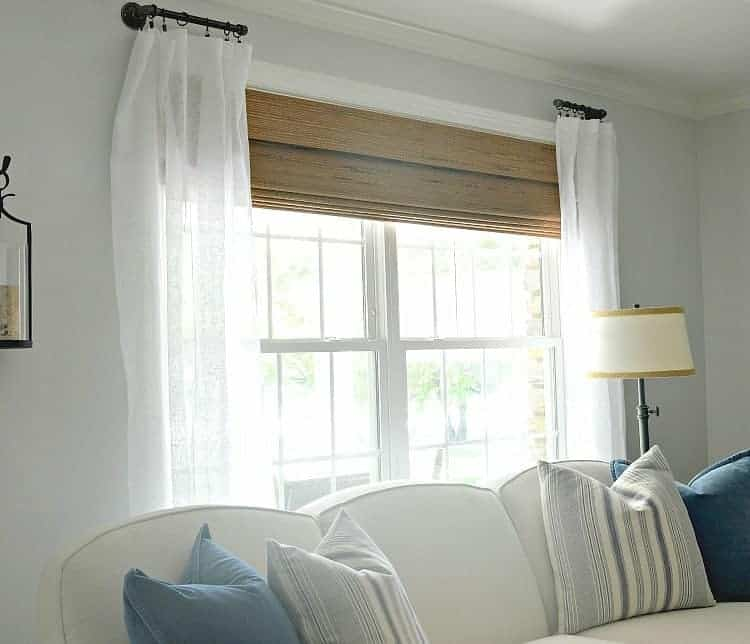 Stylish DIY Curtain Rods (& Some Bonus DIY Shower Rods)
