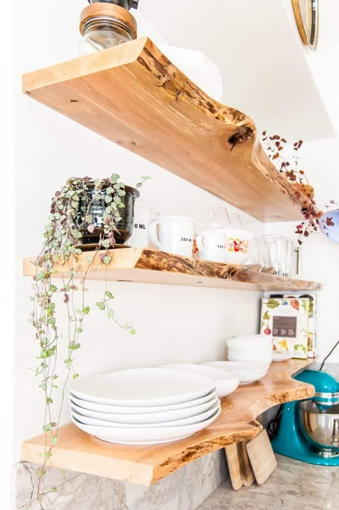 15 Diy Floating Shelves Ideas In 2021