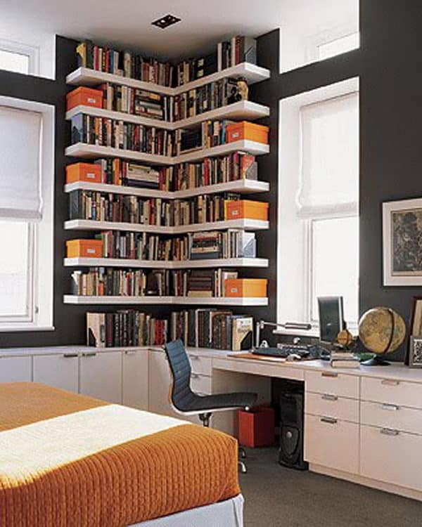 15 DIY Floating Shelves Ideas