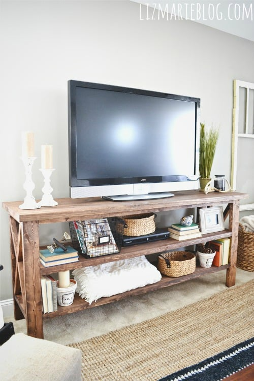 1-Rustic-Wood-TV-Stand