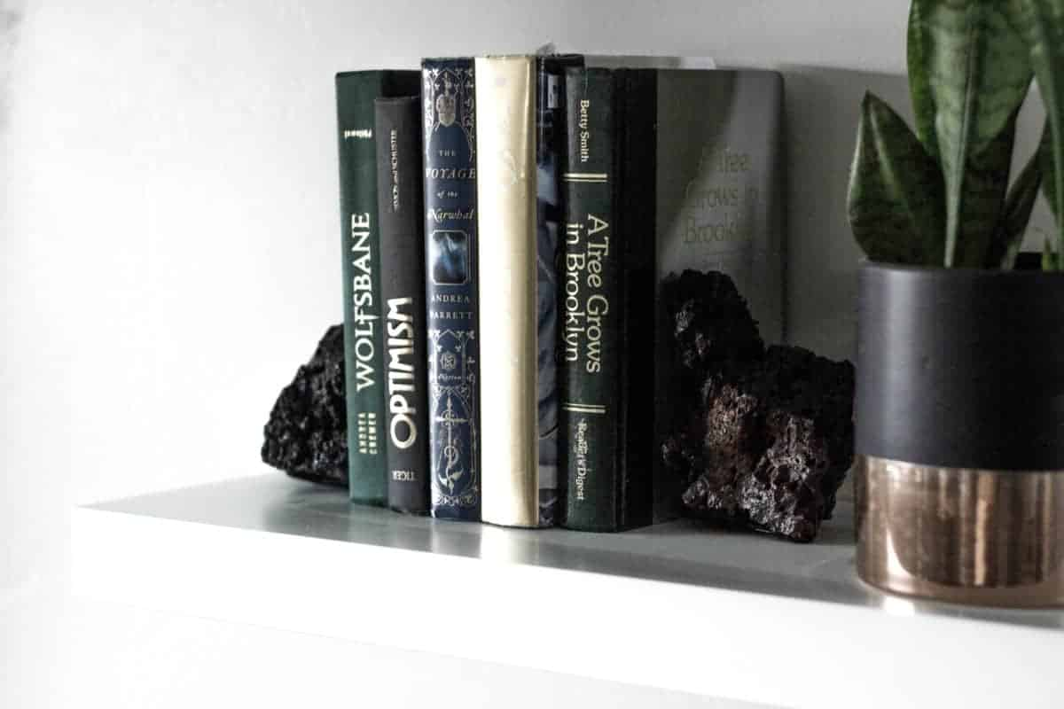 30 Easy DIY Bookends Ideas in 2021