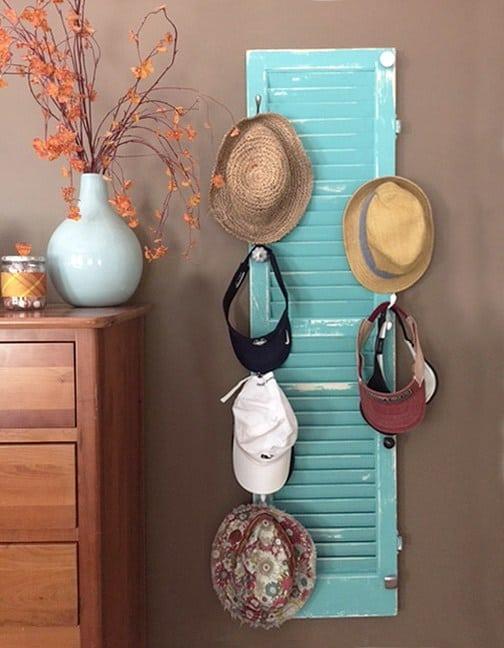 13-Vintage-Shutter-Hat-Rack