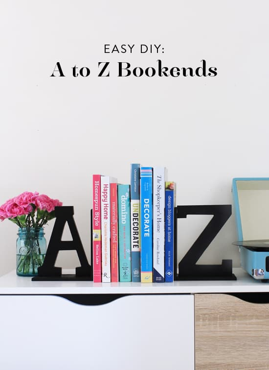 15-A-to-Z-Bookends
