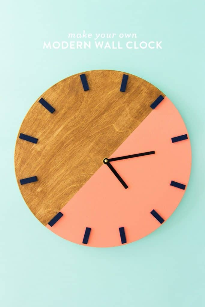 2-Colorblock-Wall-Clock-683x1024