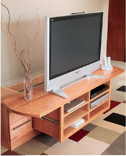24-Slide-Out-Home-Media-Center