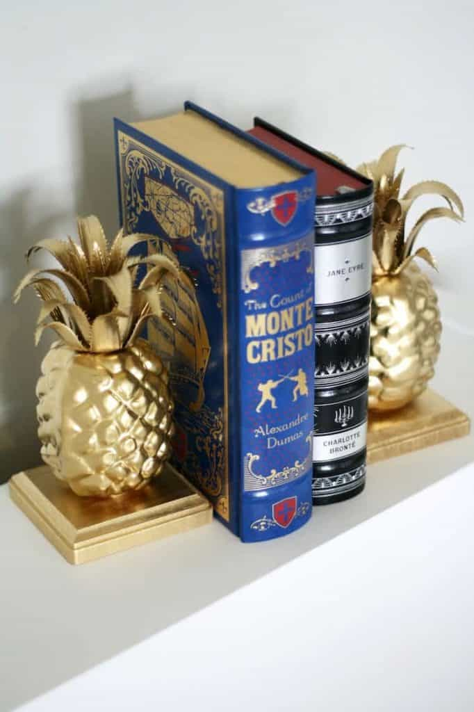 26-Gold-Pineapple-Bookends-682x1024