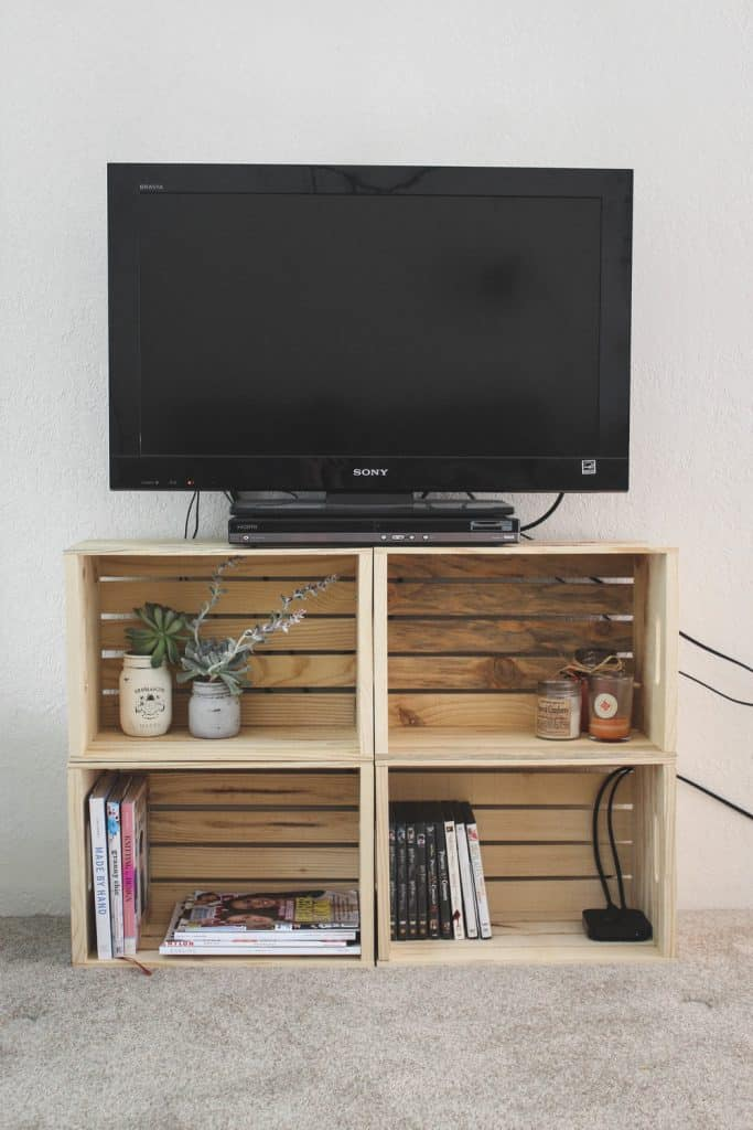 26-Wood-Crate-TV-Stand-683x1024