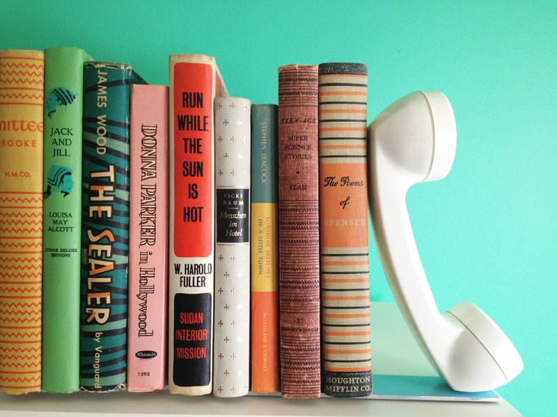 3-Telephone-Bookends