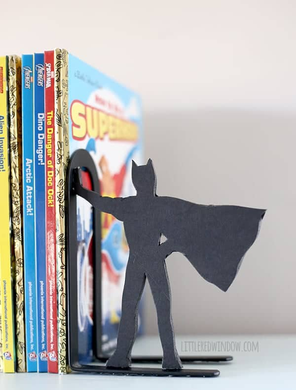 7-Superhero-Bookends