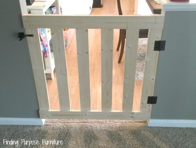 7-Ten-Minute-DIY-Baby-Gate