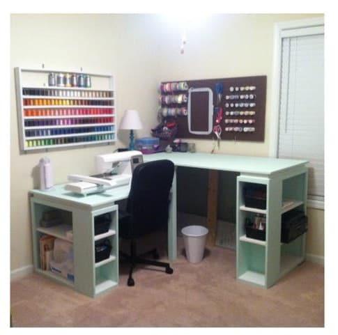 18-L-Shaped-Corner-Sewing-Desk