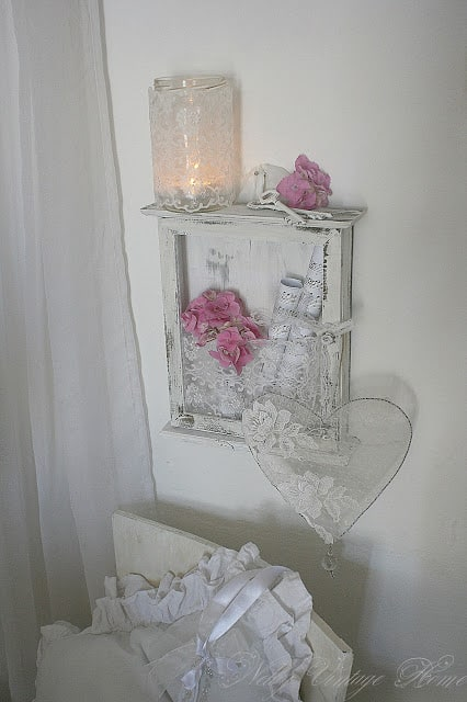 18-Lace-Flowers-and-Music-Shadow-Box