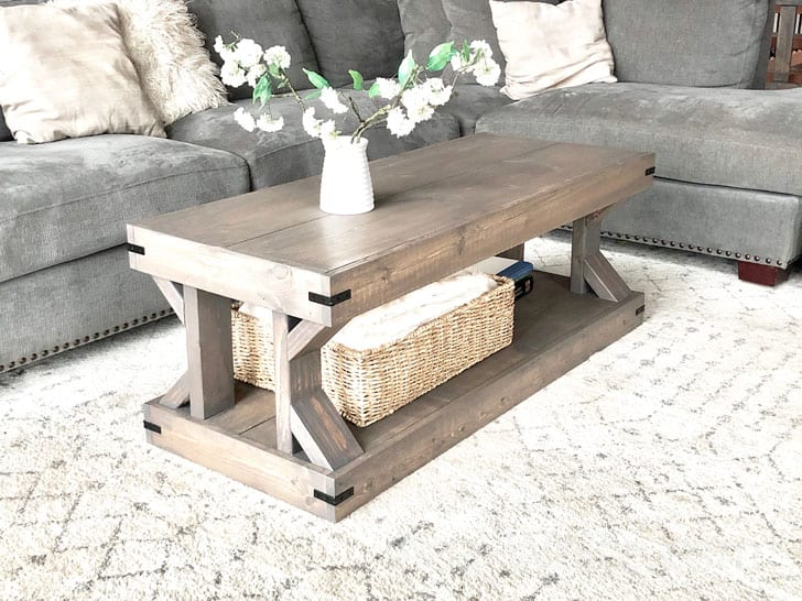 25 Diy Coffee Table Ideas Add Some Style To Your Home