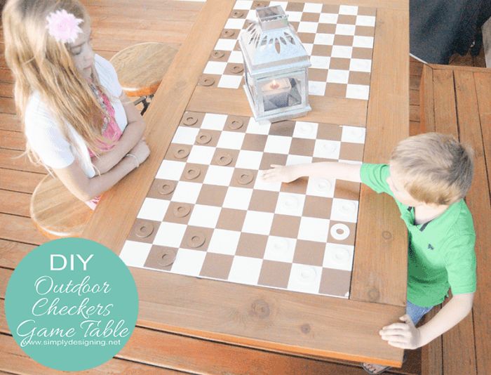 11-Outdoor-Checkers-Table