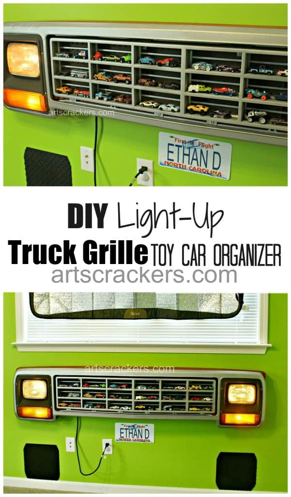 13-Light-Up-Truck-Grille-Toy-Organizer