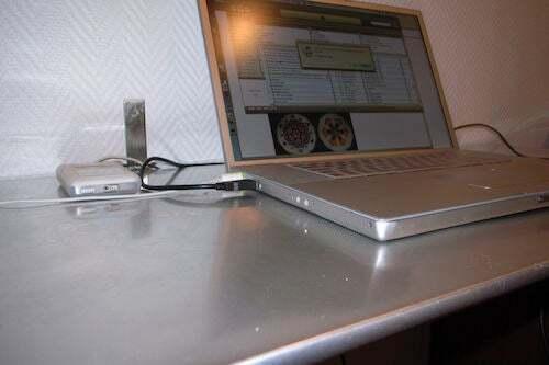 $30 Aluminum Computer Desk