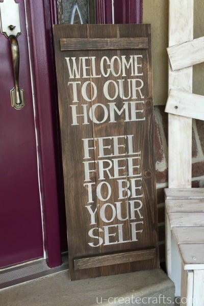 16-Stenciled-Wood-Front-Porch-Sign