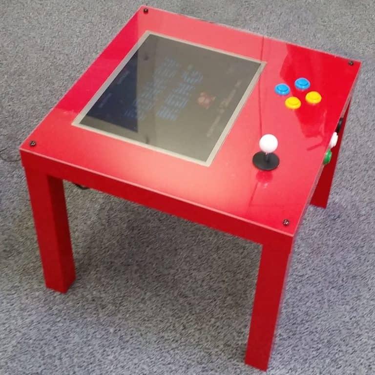 20-IKEA-Hack-Arcade-Table