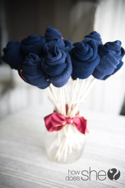 5-Sock-Bouquet