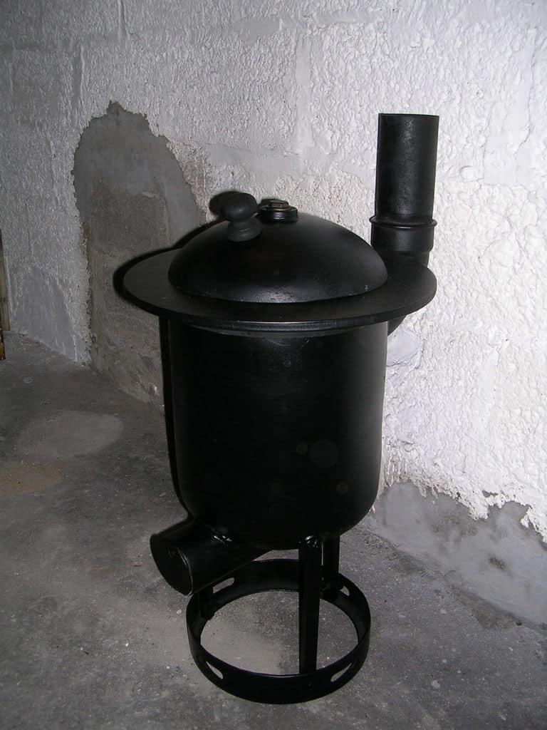 DIY Potbelly Stove