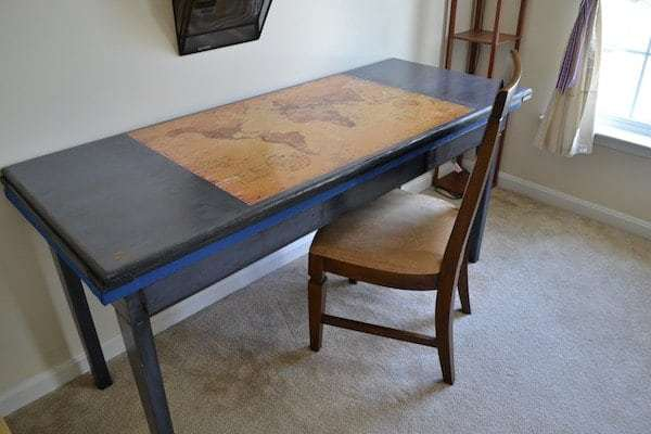 8-Game-Table-Desk-Combo