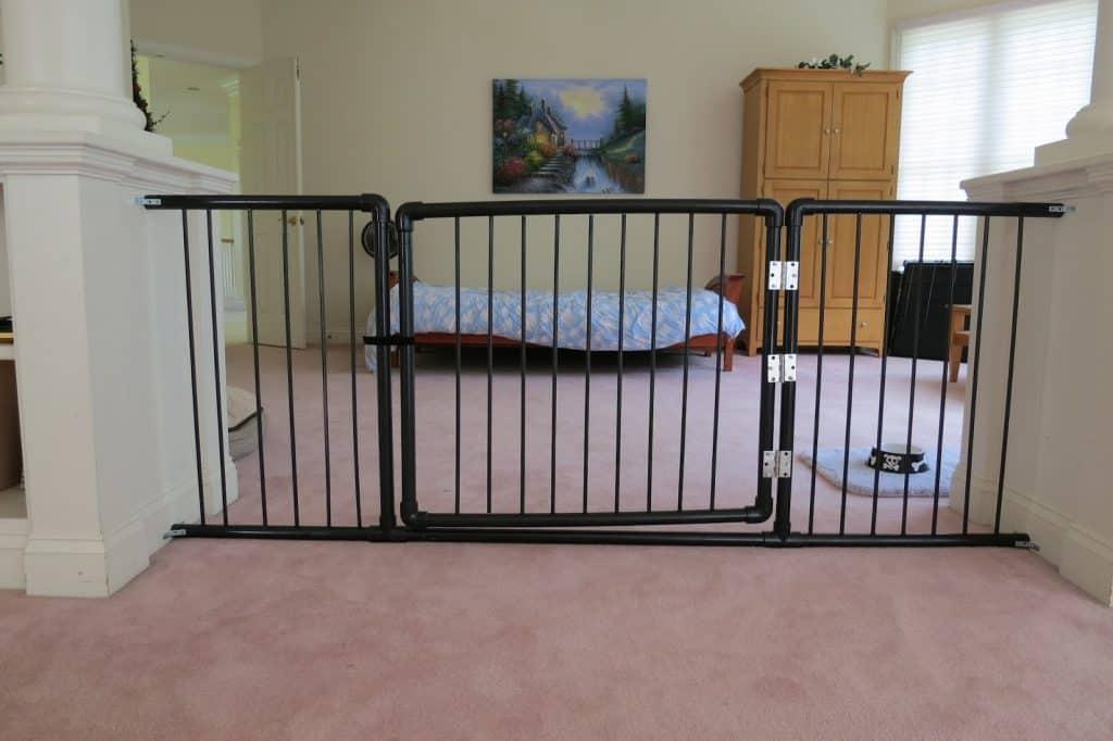 PVC Pipe Gate