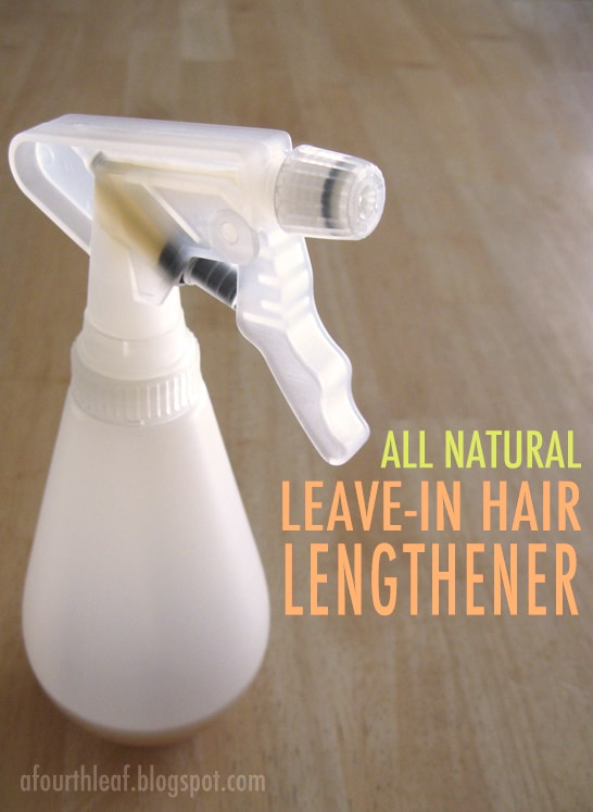 All-Natural Leave-In Hair-Growth Treatment