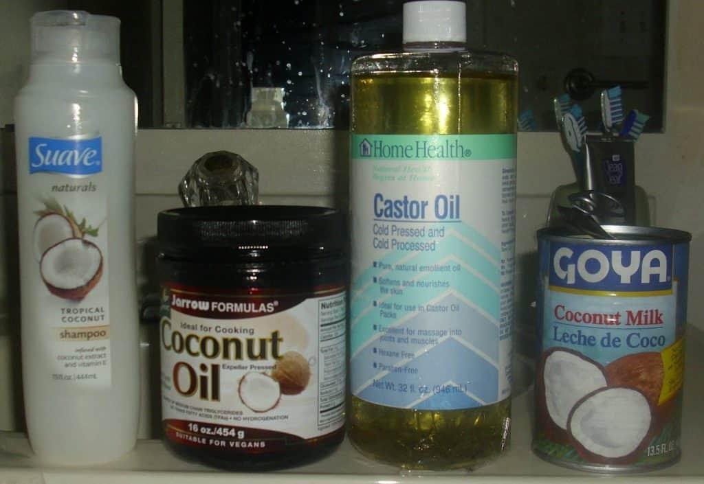 Coconut Honey Leave-In