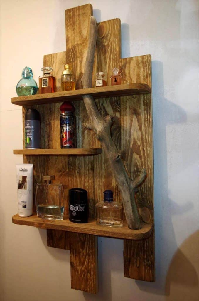 Toiletry Shelf