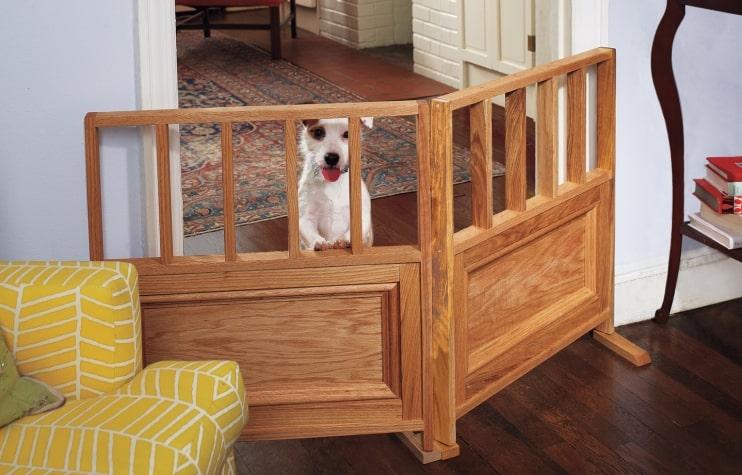 High-End Dog Gate