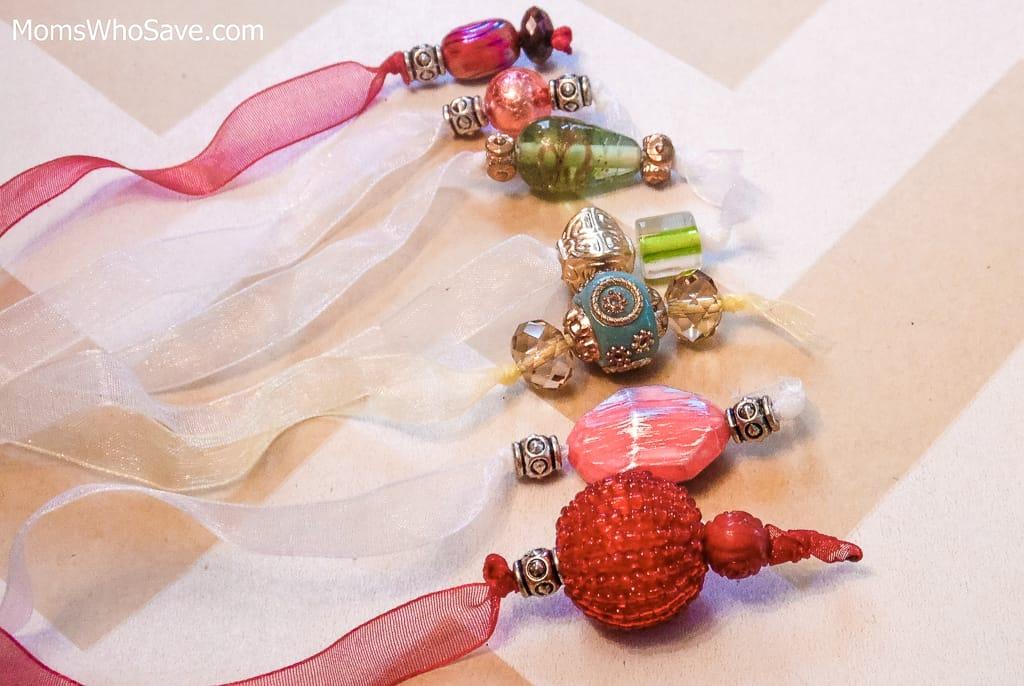 Ribbon & Charms