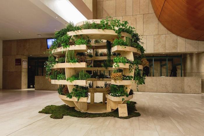 IKEA Hack: Urban Greenhouse