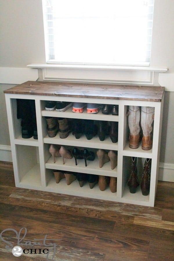 Large Shoe Rack