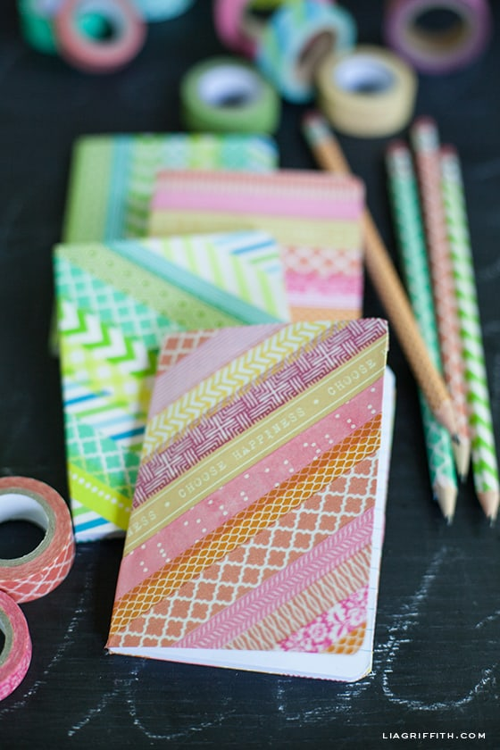 30 DIY Gorgeous & Easy DIY Notebook Covers