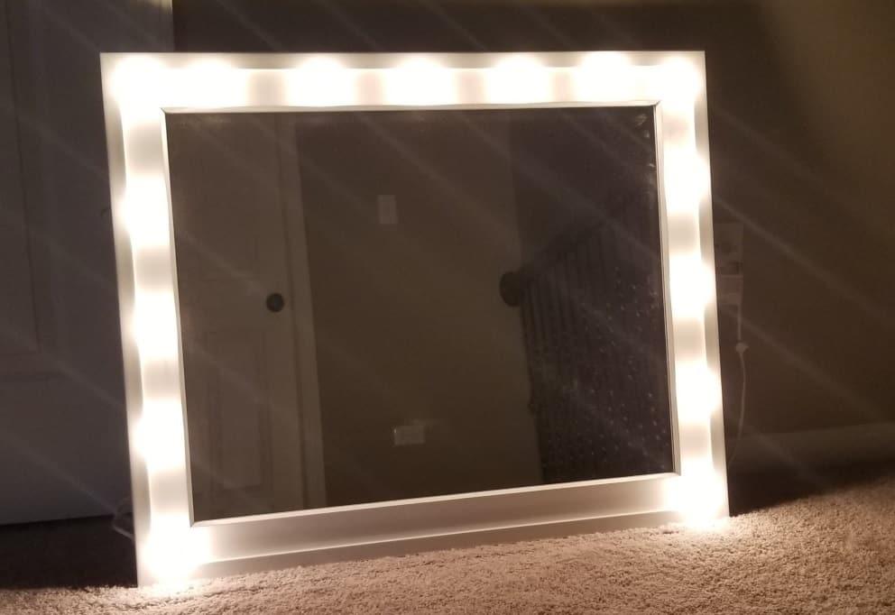 Budget-Friendly Mirror