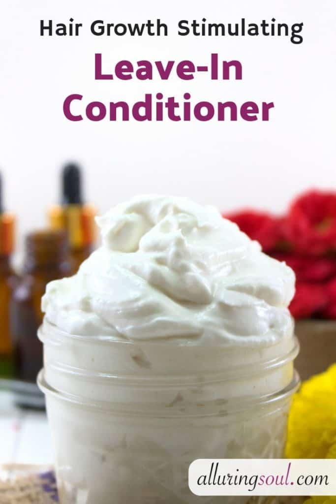 Hair-Growth Stimulating Leave-In Conditioner