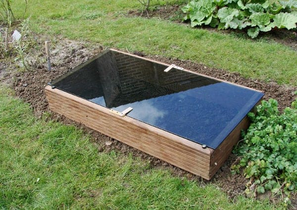 Portable Unheated Greenhouse