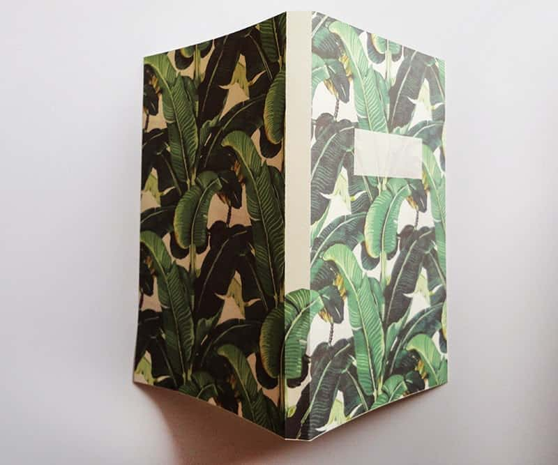 Nature Journal And Cover