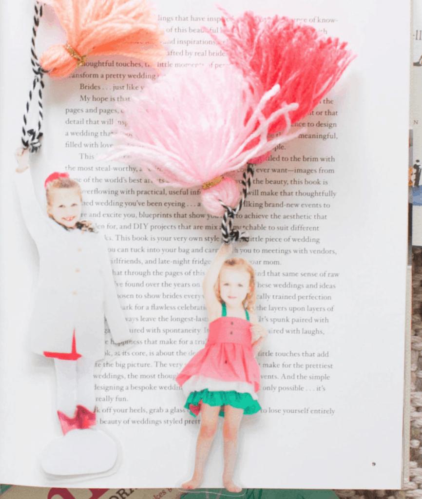 Cute Kids Bookmark