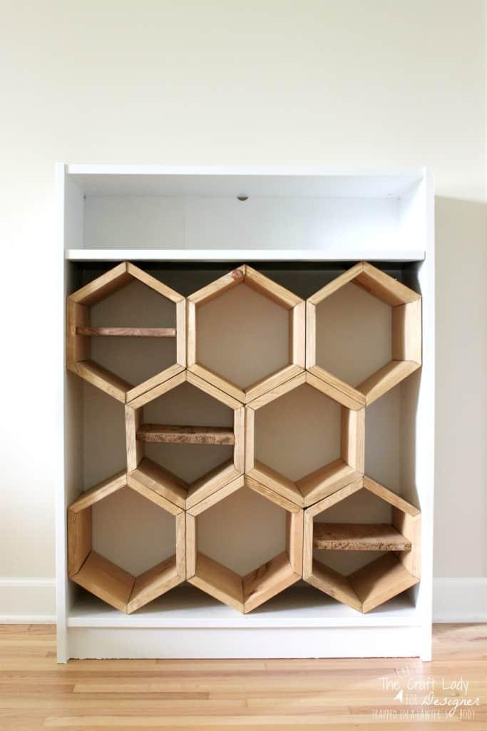 Hexagon Rack
