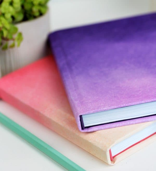 Ombre Journal Cover