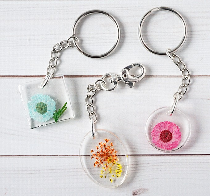 25 DIY Keychains To Help You Keep Track Of Your Keys In A Trendy Way