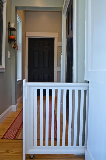 Built-In and Hidden Gate