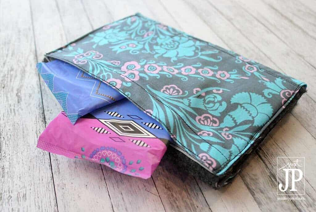 Sewn Secret Compartment Notebook Cover