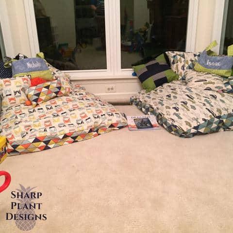 Giant Cozy Kids Pillow