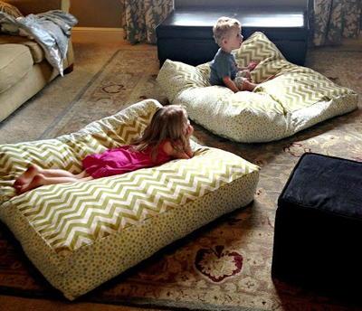 Huge Floor Pillow