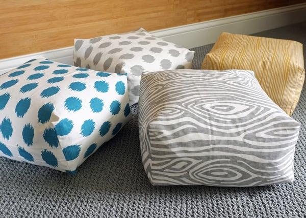 Boxy Cushions
