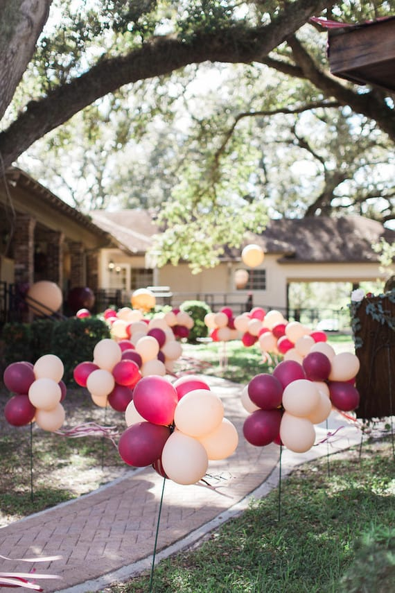 35 DIY Balloon Decor For A Festive Event